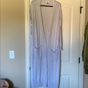 Old Navy Long Cardigan